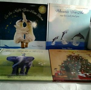 Other - Nancy tillman collection books